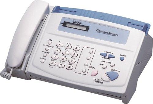 FAX-210 パーソナル感熱紙ファクシミリ ( FAX-210 ) ブ...  【返品・返金・