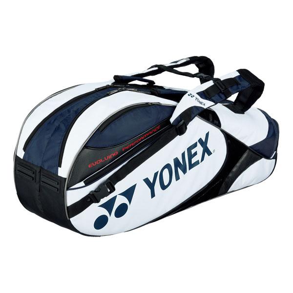 db9adfae4d ECJOY!】 YONEX ラケットバッグ6(リュックツキ) (BAG1312R) [色 ...