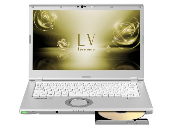 Let's note CF-LV7 (Win10/i5-8350U/8GB/SSD256GB/SMD搭載14.0型/LTE非対応/USB 3.1 Type-Cポート搭載)(CF-LV7RDAVS)