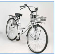 自転車の 自転車選び方 通学 : シティサイクル や 電動自転車 ...
